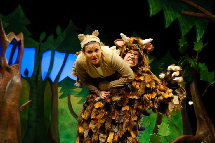 The Gruffalo. Photography by Tall Stories (5)
