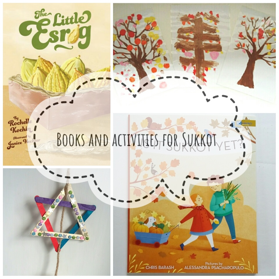 Books And Activities For Sukkot Acorn Books