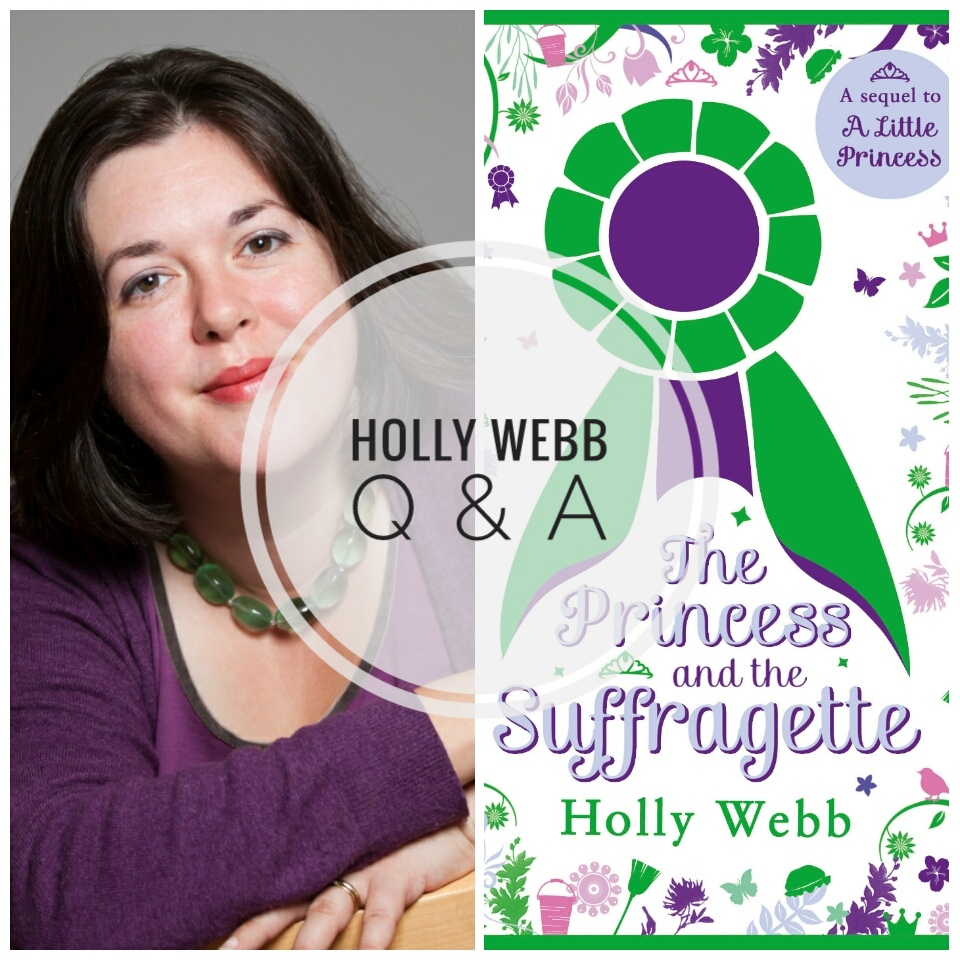 The Princess And The Suffragette Book Review And Q A With Holly Webb Acorn Books