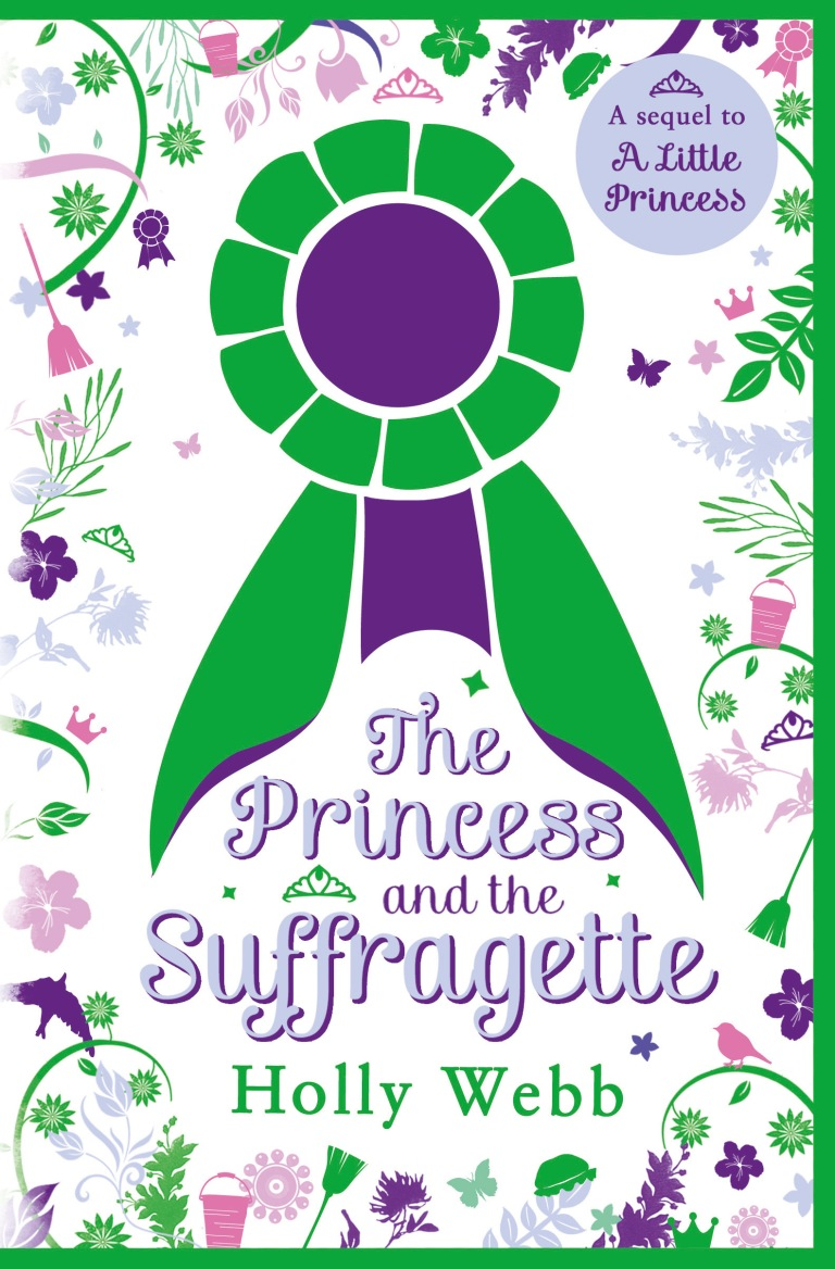 Princess and Suffragette final cover