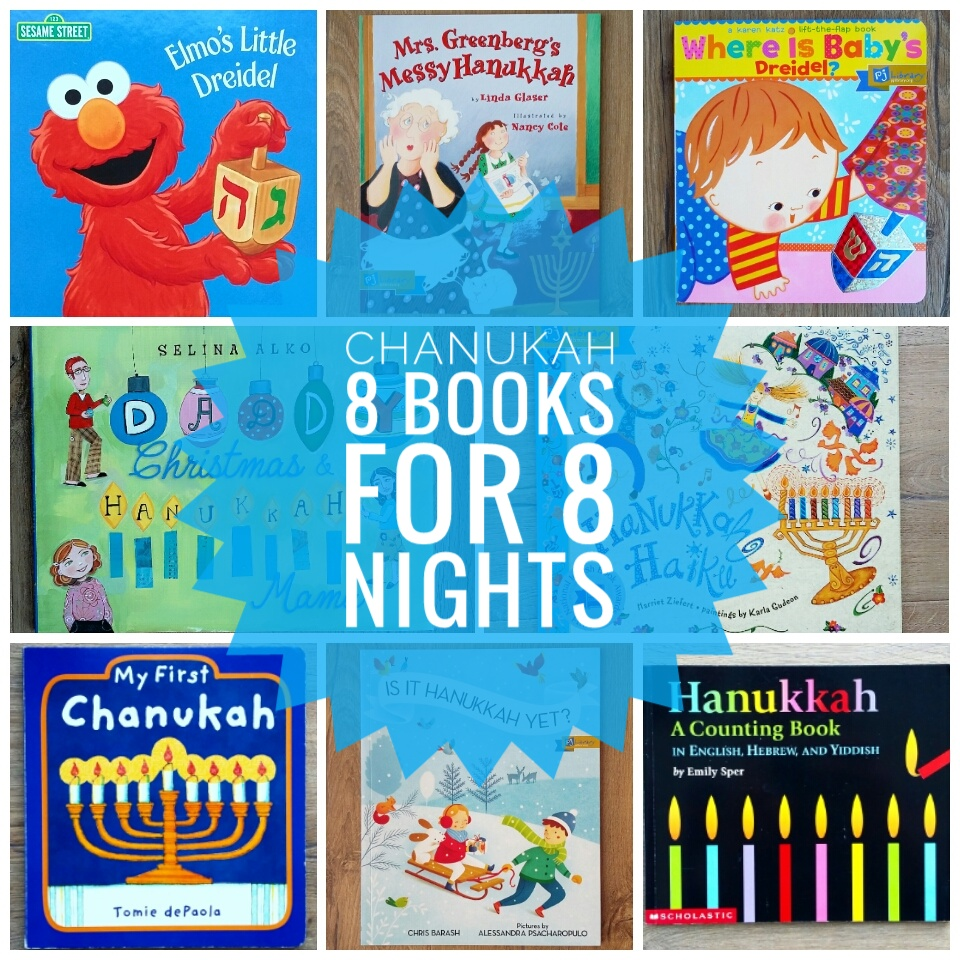 Eight Books For Eight Nights Our Chanukah Reading List Acorn Books