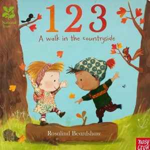 Cover of 123 by Rosalind Beardshaw Nosy Crow.jpg
