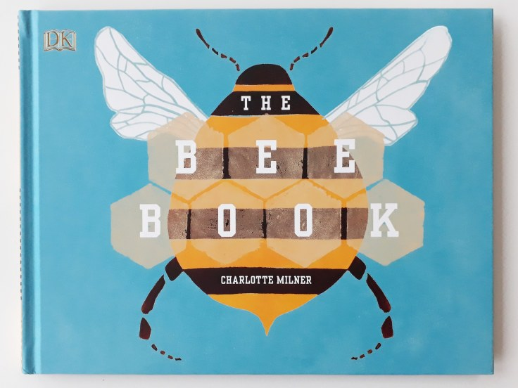 Cover of The Bee Book by Charlotte Milner DK Books