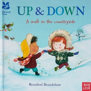 Cover of Up and Down Rosalind Beardshaw Nosy Crow.jpg