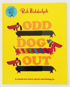 Odd Dog Out by Rob Biddulph Harper Collins