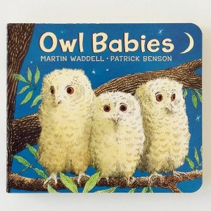 Owl Babies by Martin Waddell and Patrick Benson Walker Books