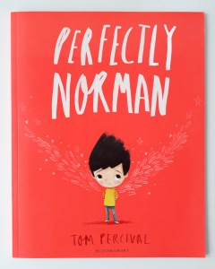 Perfectly Norman by Tom Percival Bloomsbury
