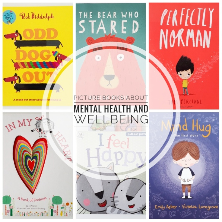 Picture Books for Children about Mental Health and Wellbeing