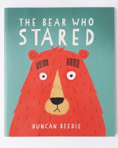 The Bear Who Stared by Duncan Beedie Templar Publishing