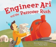 engineer ari and the passover rush kar ben publishing deborah bodin cohen shahar kober
