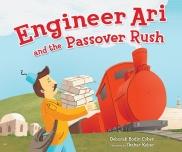 engineer ari and the passover rush kar ben publishing deborah bodin cohen shahar kober