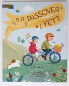 Is It Passover Yet Pesach picture book Chris Barash Alessandro Psacharopulo Albert Whitman and Company