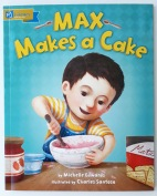 Max Makes a Cake Passover picture book Michelle Edwards Charles Santoso Penguin Random House