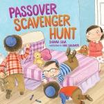 passover scavenger hunt kar ben publishing Shanna Silva Miki Sakamoto
