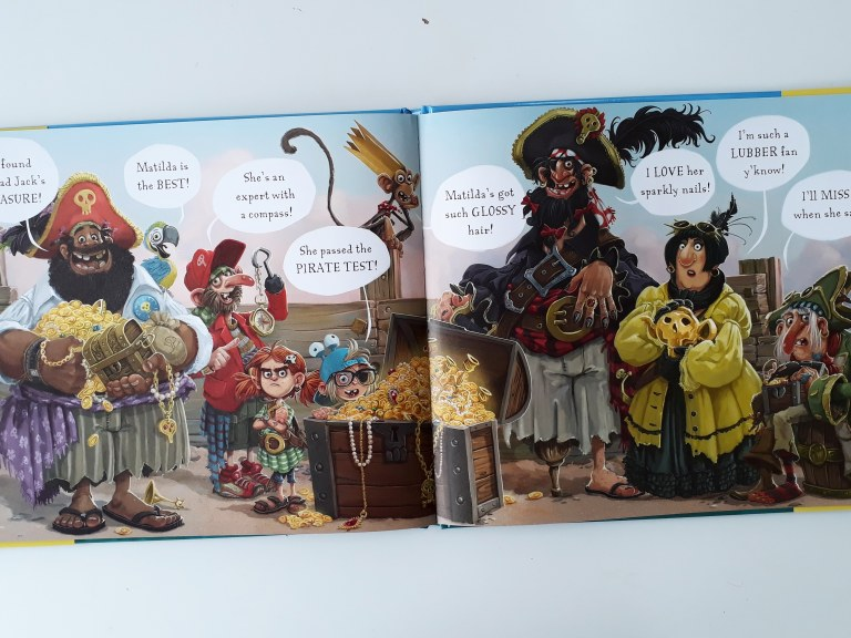 Pirate characters Pirates of Scurvy Sands Jonny Duddle Templar Publishing