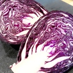 Red cabbage for experimenting with Mr Shaha's Recipes for Wonder Adventures in Science Round the Kitchen Table Alom Shaha Science activity book Scribble Kids Books
