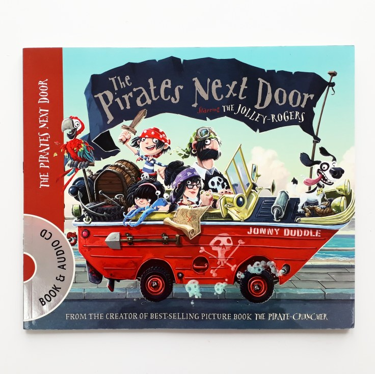 The Pirates Next Door Jonny Duddle Templar Publishing