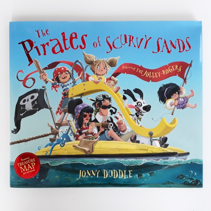 The Pirates of Scurvy Sands Jonny Duddle Templar Publishing