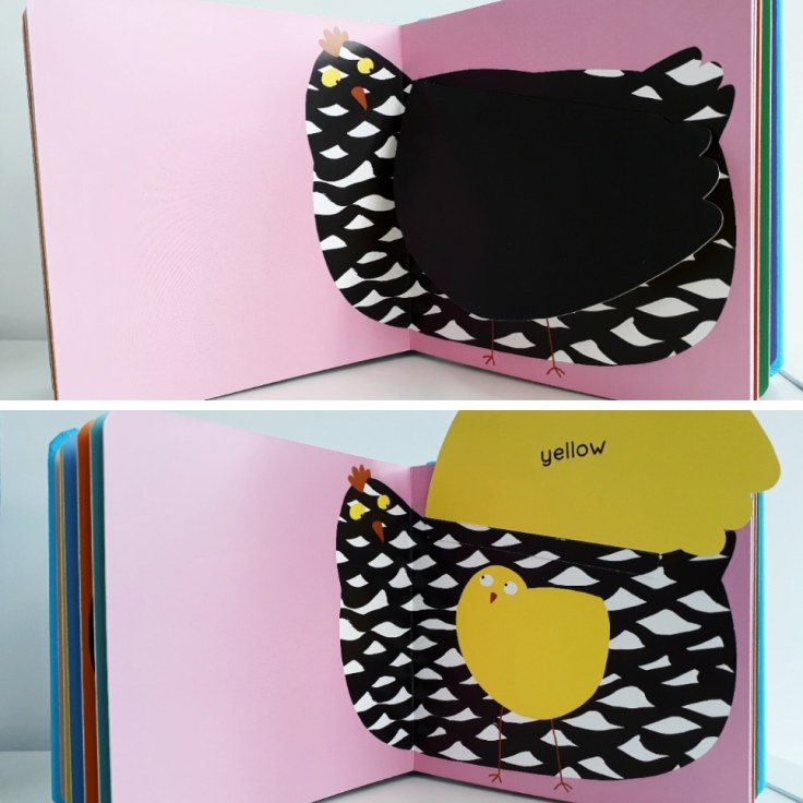 colours in surprising birds lift the flap picture books walker studios elo