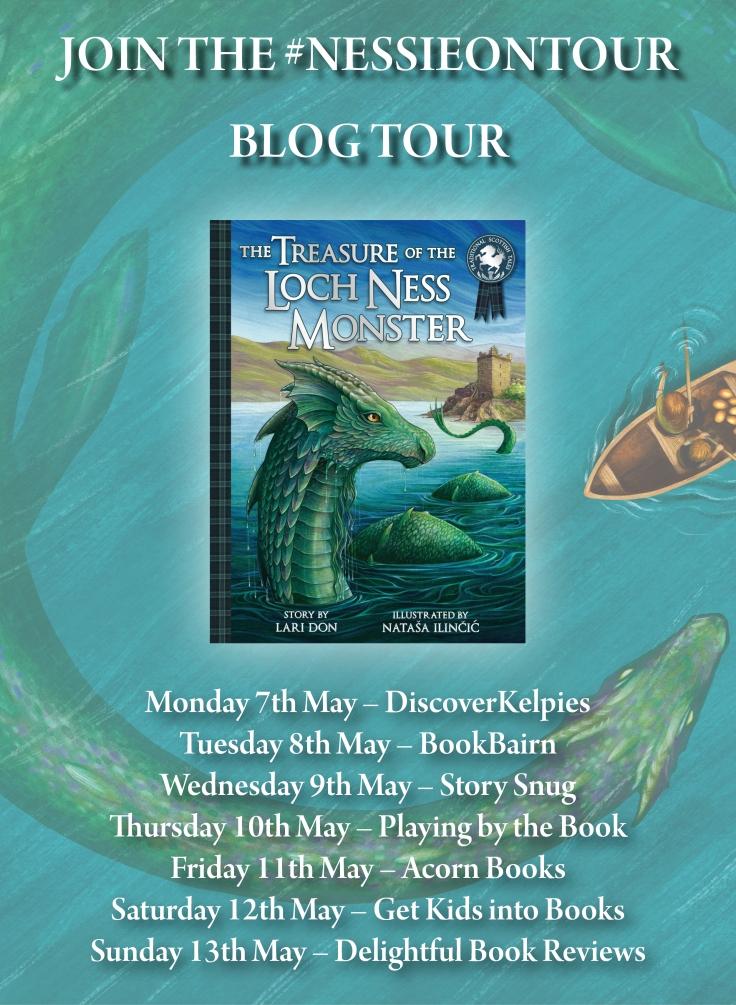 Nessie On Tour Mailchimp