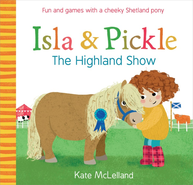 Isla and Pickle The Highland Show Kate McLelland Kelpies