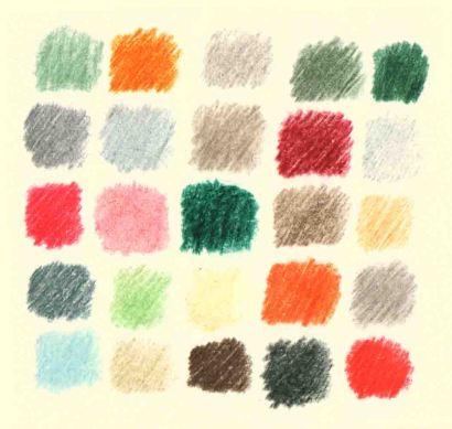 The Day War Came Rebecca Cobb Nicola Davies Walker Books colour palette