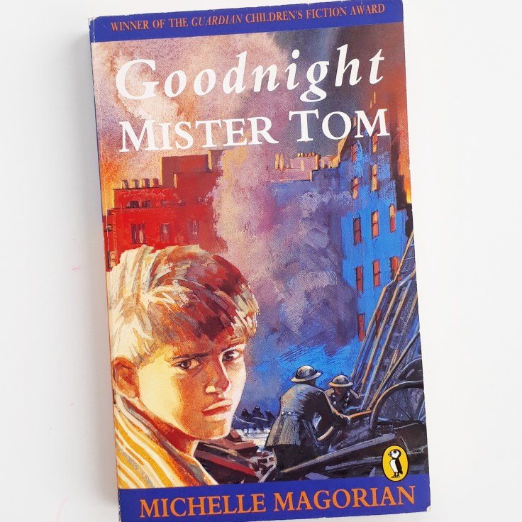 Goodnight Mister Tom Michelle Magorian - William and Zach positive male friendships