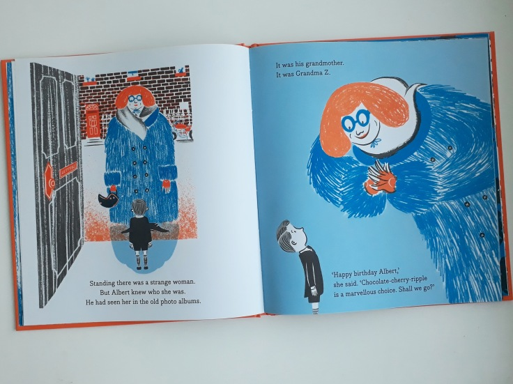 Grandma Z appears in Grandma Z Daniel Gray-Barnett Scribble Kids Books.jpg