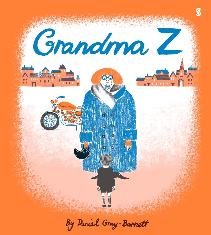 Grandma Z Daniel Gray-Barnett Scribble Books