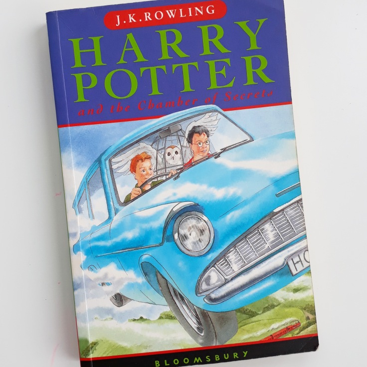 Harry and Ron - Positive male friendships in childrens books - Harry Potter J K Rowling