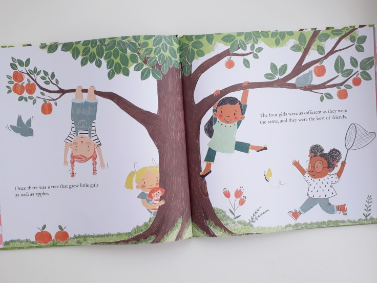 The Girls apple tree Lauren Ace Jenny Lovlie