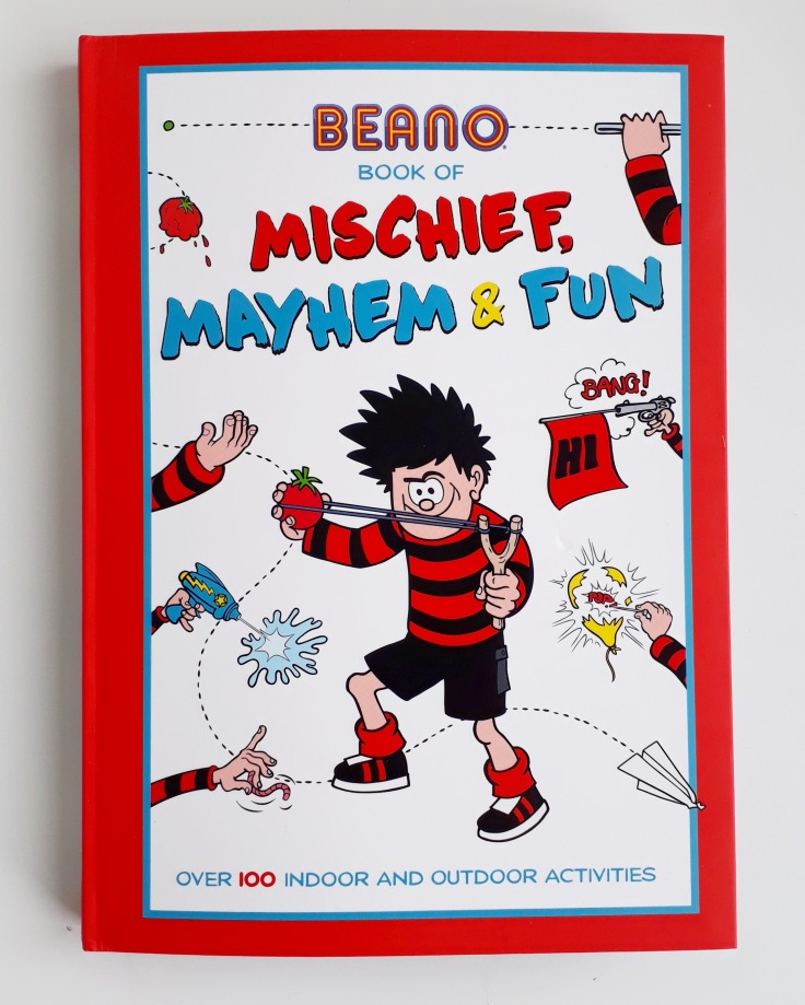 Beano Book of Mischief Mayhen and Fun Templar Publishing