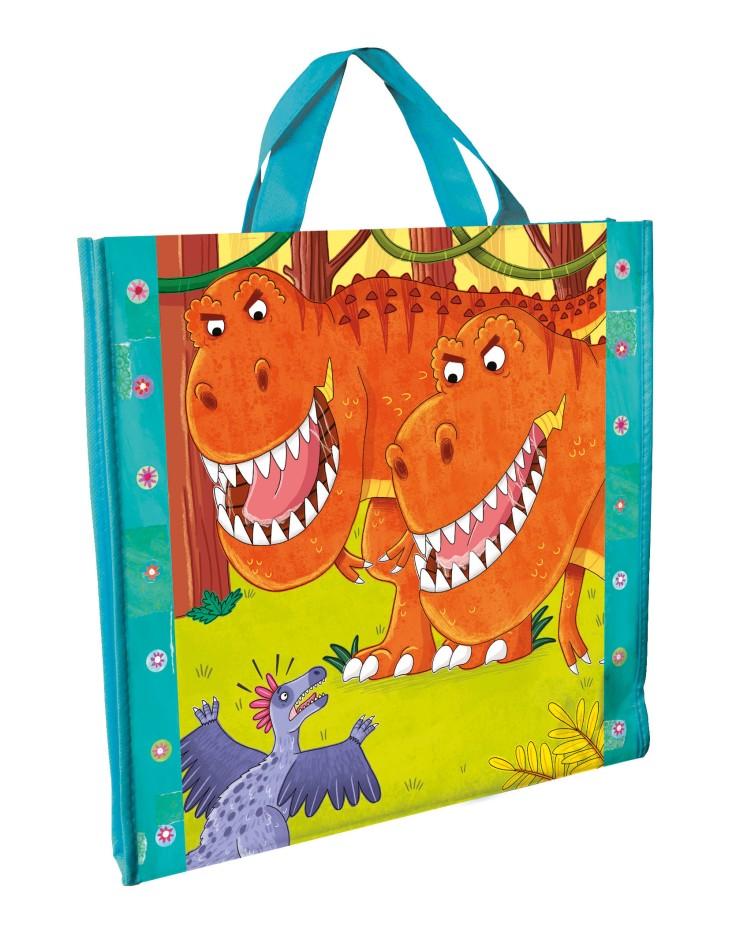 Dinosaur Adventures bag