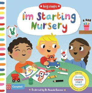 I'm Starting Nursery Marion Cocklico Campbell Books