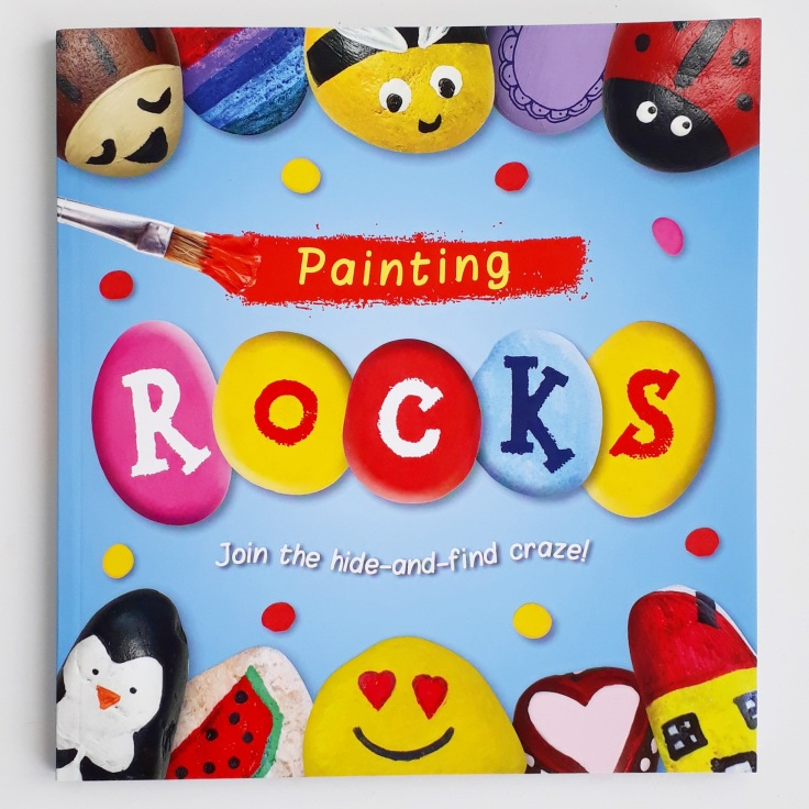 Painting Rocks Laura Baker Templar Publishing