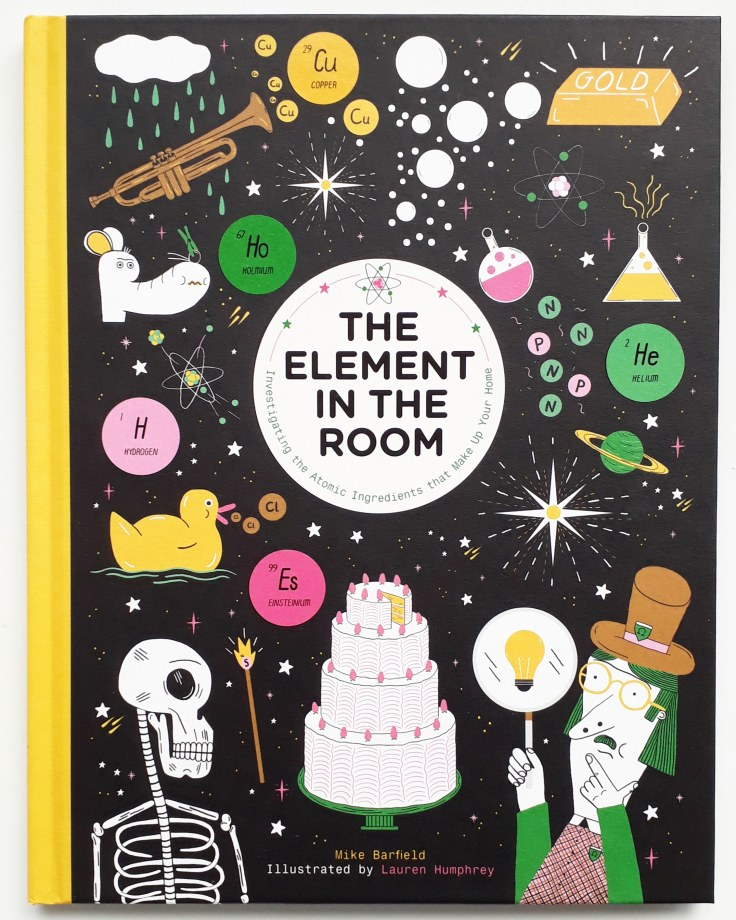 The Element in the Room Mike Barfield Lauren Humphrey Laurence King Publishing