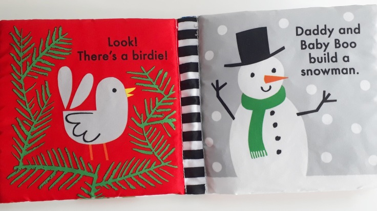 Baby Boo A Tiny Little Story Christmas Lisa Jones Edward Underwood Nosy Crow Babys first Christmas
