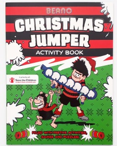 Beano Christmas Jumper Activity Book Templar Publishing
