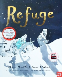 Refuge Anne Booth Sam Usher Nosy Crow