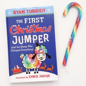 The First Christmas Jumper and the Sheep Who Changed Everything Ryan Tubridy Chris Judge Walker Books