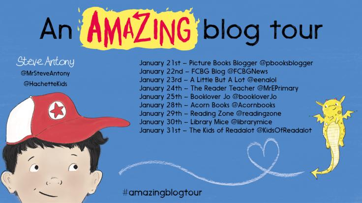 amazing blog tour image