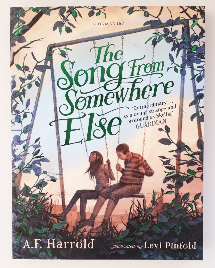 The Song From Somewhere Else A F Harrold Levi Pinfold Bloomsbury