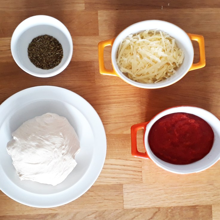Pizza hamantaschen ingredients kids activity for Purim